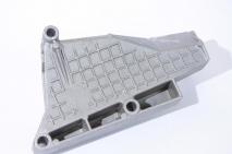 Кронштейн правой опоры двигателя 11180-1001157